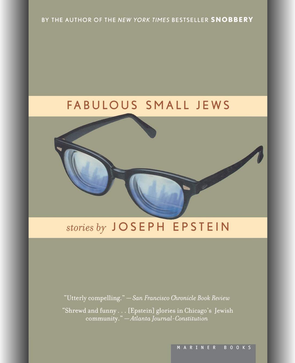 Fabulous Small Jews Book Cover