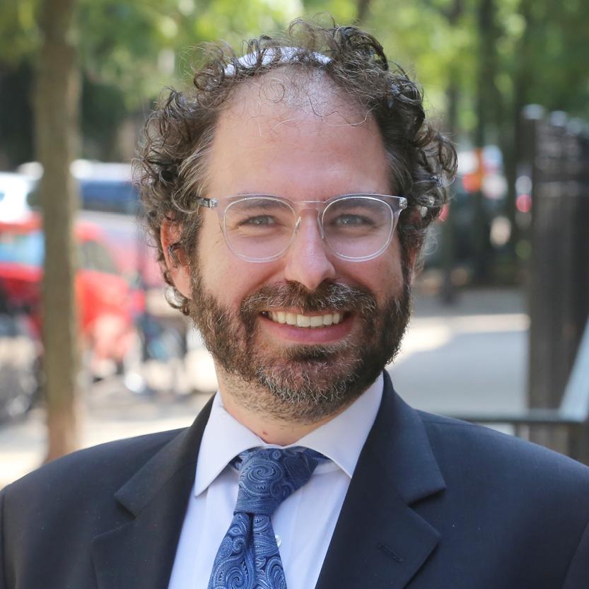 Rabbi D'ror Chankin-Gould